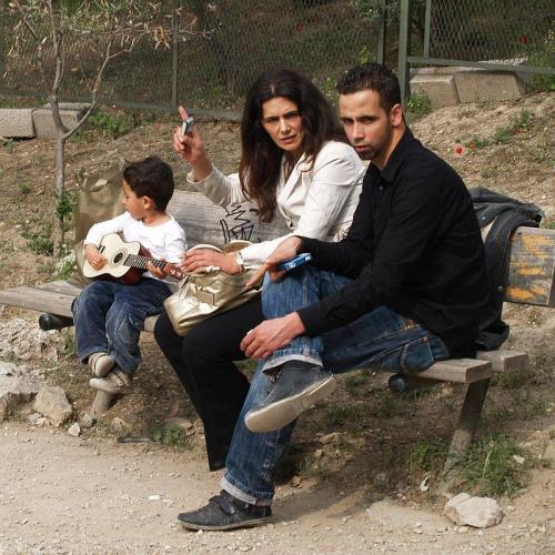 Gitarzysta #dzieci #ludzie #Ateny #Grecja