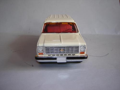 79 Chevy Suburban - Under Glass: Pickups, Vans, SUVs, Light
