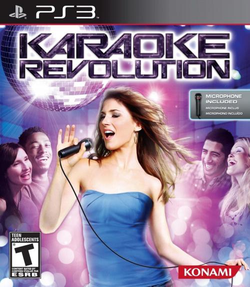 Karaoke Revolution (2009) PS3 - BigBlueBox