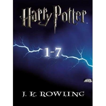 J. K. Rowling - Harry Potter 1-7 [AudioBook PL]