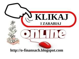 Klikaj i zarabiaj. Płatne reklamy