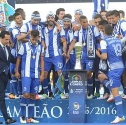 FC Porto B 3:1 Benfica B.