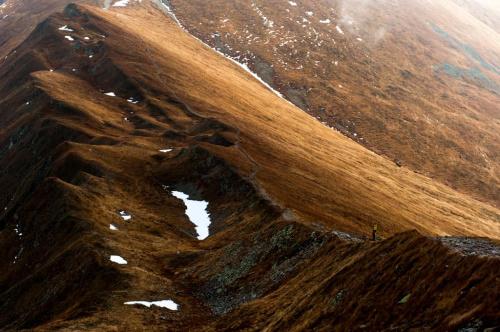 Szlak na Starorobociański Wierch